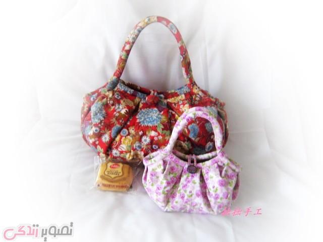 آموزش دوخت کیف دستی دخترانه