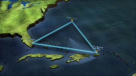 bermuda triangle,مثلث برمودا,راز مثلث برمودا