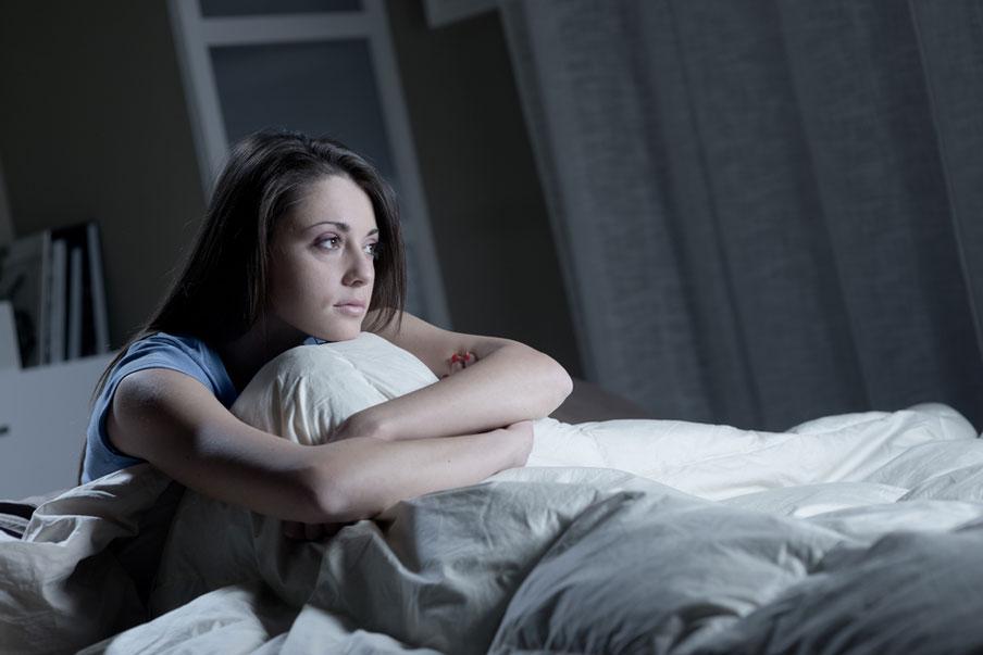 درمان بی خوابی , مشکل خواب , افسردگی