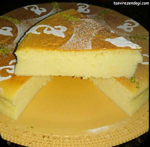 چیز کیک ژاپنی , کیک پنیر