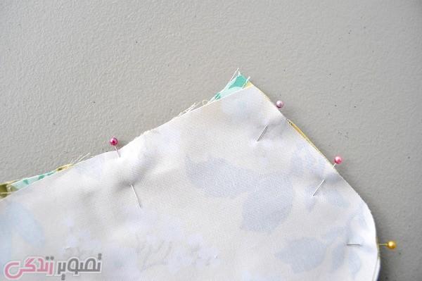 آموزش دوخت کیف با پارچه, دوخت کیف زنانه