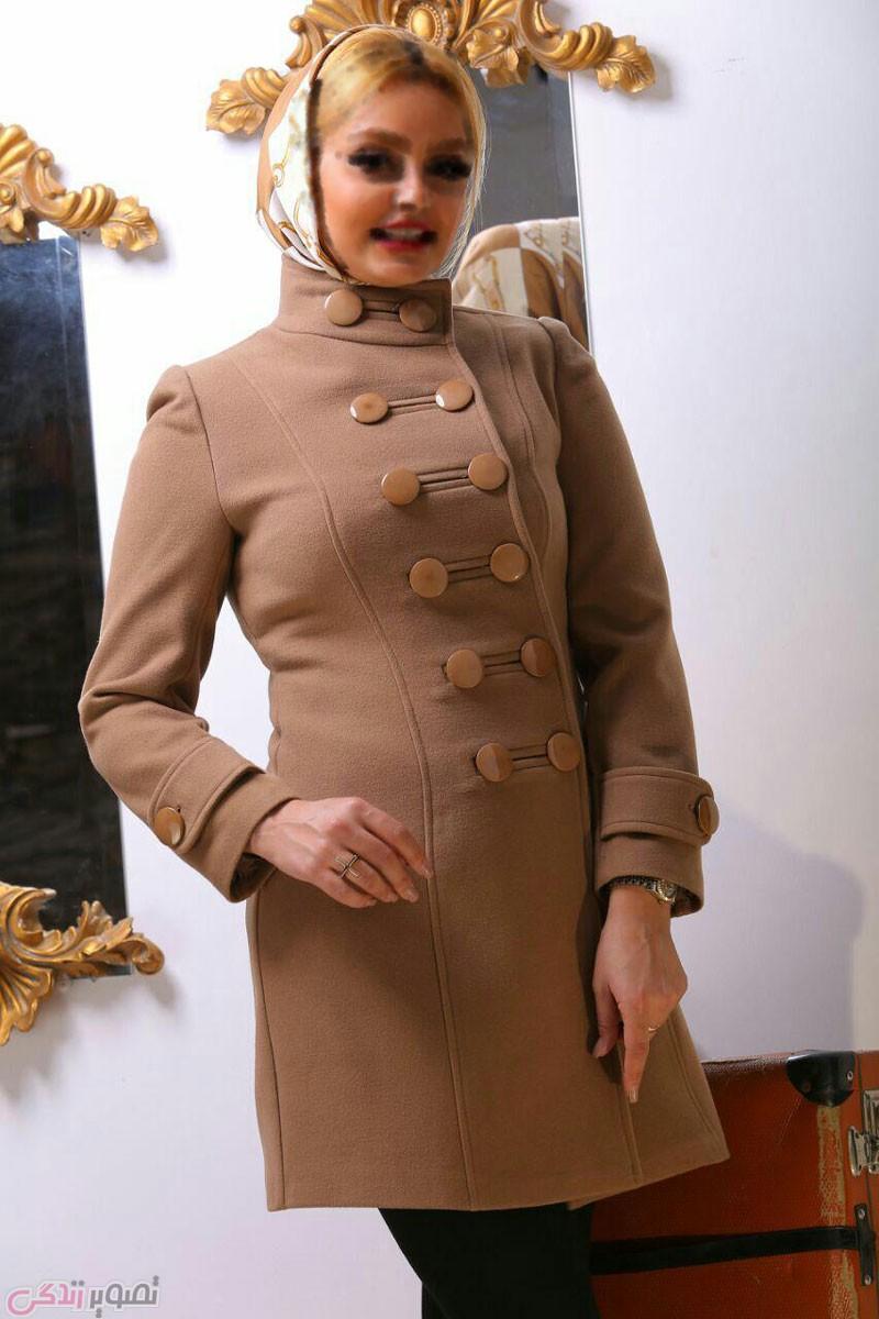 جدیدترین مدل پالتو دخترانه, پالتو فوتر شیک زنانه