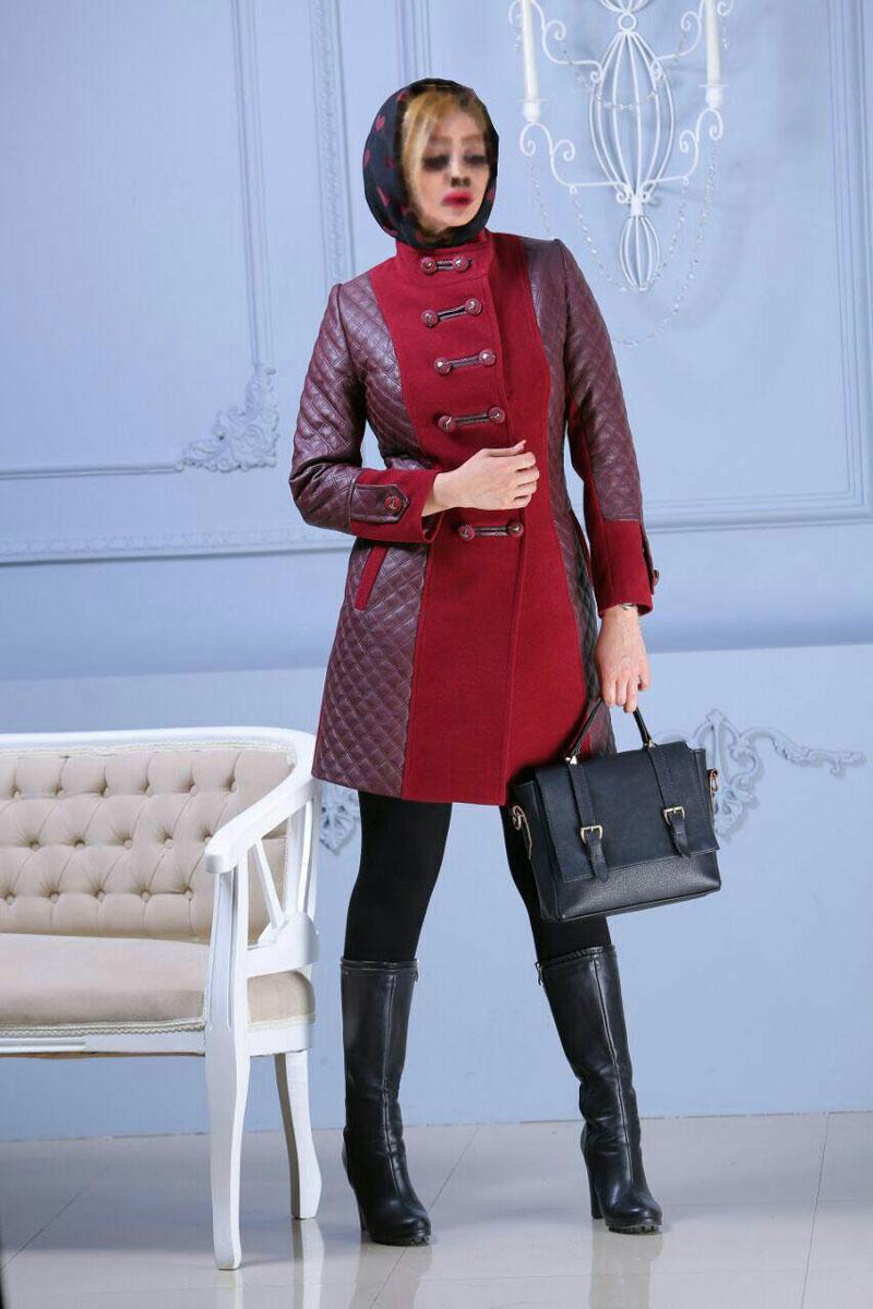 مدل پالتو کوتاه زنانه , جدیدترین مدل پالتو دخترانه