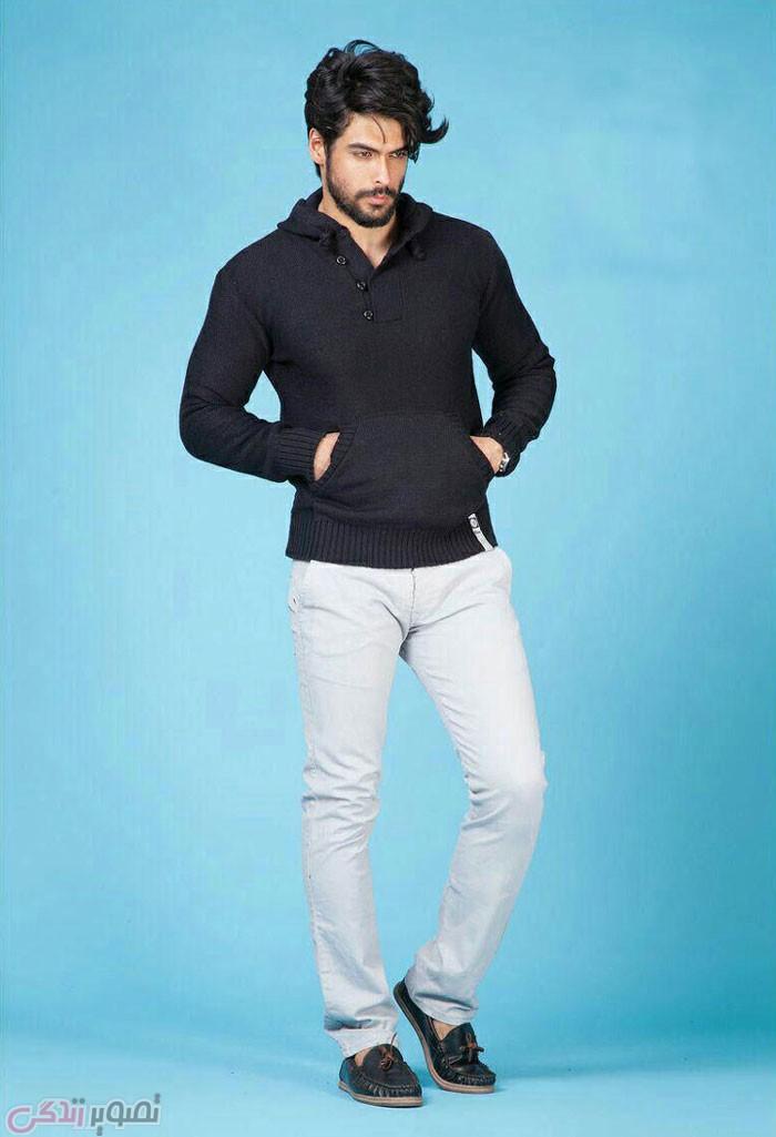 جدیدترین مدل های پولیور مردانه , لباس بافتنی مردانه
