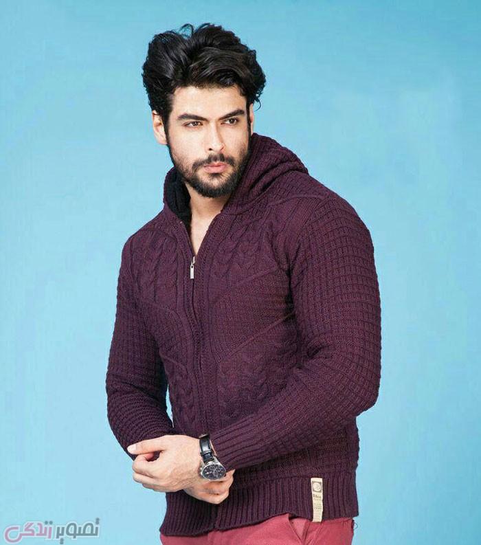 جدیدترین مدل پلیور مردانه , لباس بافتنی مردانه