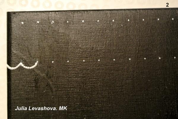 نما توری ,نقاشی نقطه ای ,نقطه کوبی