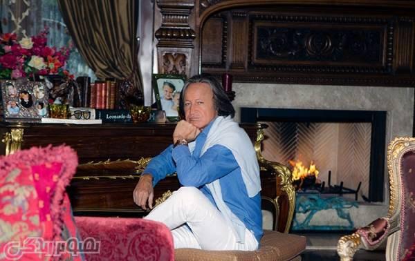 شوهر میلیاردر عرب شیوا صفایی مدلینگ ایرانی بنام محمد حدید