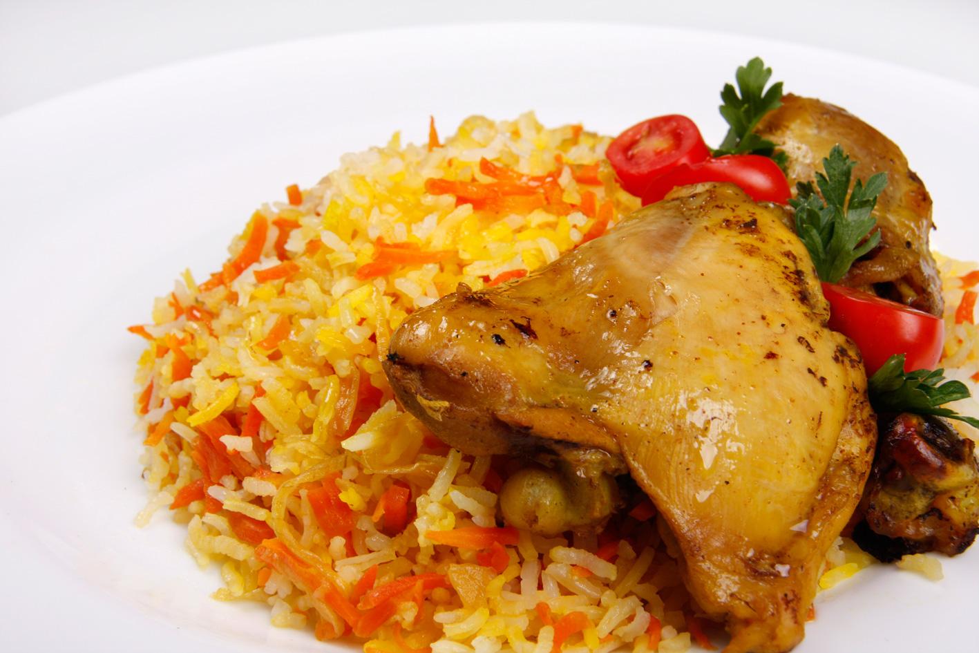 هویج پلو شیرازی,غذای سنتی شیراز