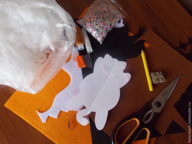 زیرلیوانی نمدی,آموزش دوخت زیر لیوانی عروسکی