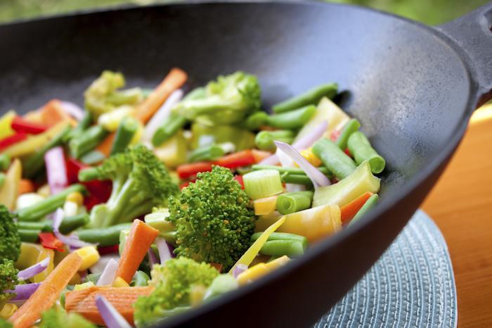 بهترین روش پخت سبزیجات,حفظ خواص سبزیجات