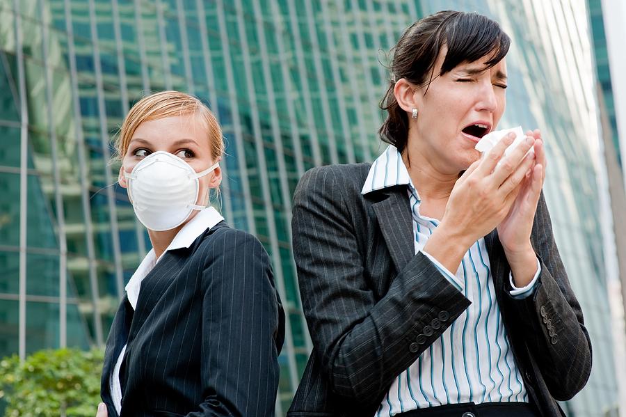 پیشیگری از سرماخوردگی, ایمن کردن خانه ,ضدعفونی کردن