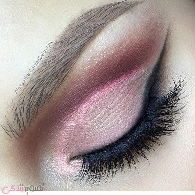 مدل خط چشم,آرایش چشم 2017, سایه چشم