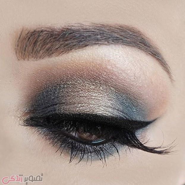 آرایش چشم حرفه ای, خط چشم حرفه ای