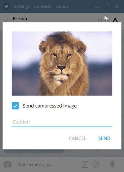 افکت گذاری عکس,ربات تلگرام,Prisma,تبدیل عکس به اثر هنری