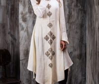 مدل مانتوهای زیبا, مانتو سنتی , مانتو سفید