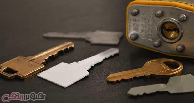 فیلم آموزش ساخت کلید یدکی