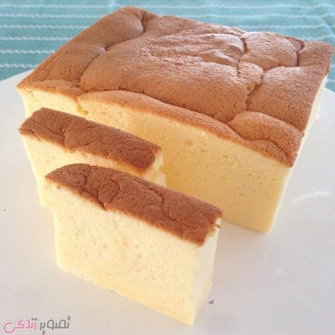 کیک پنبه ای , کیک تولد, کیک پف عالی