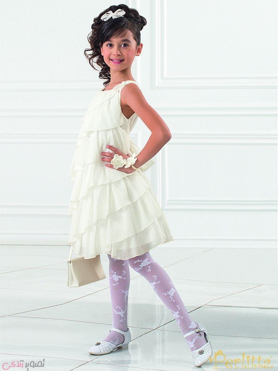 مدل لباس مجلسی بچگانه, پیراهن مجلسی بچگانه