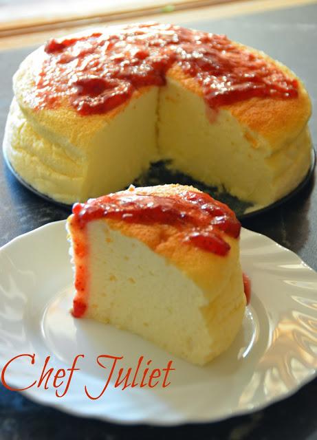 چیز کیک ژاپنی, کیک پنیری, کیک عالی