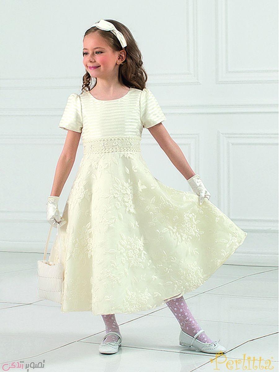 پبراهن دخترانه مجلسی, مدل لباس مجلسی بچگانه