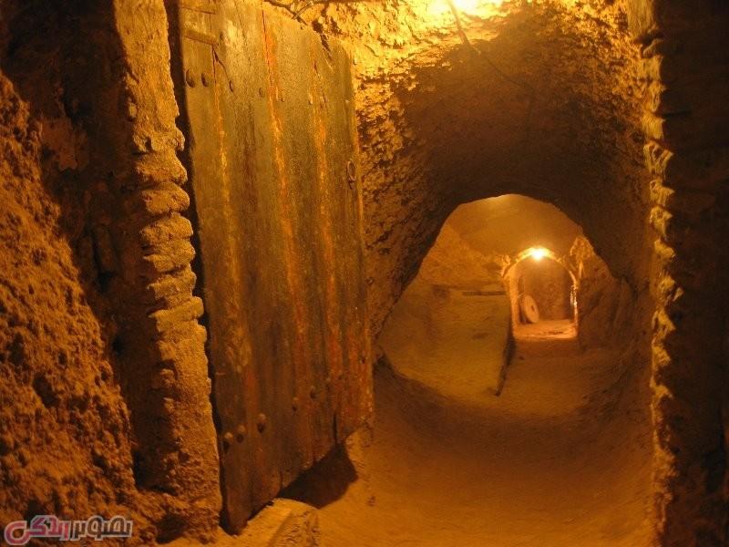 جاذبه های ایران  , آسیاب آبی ریگاره نائین | جاذبه های گردشگری شهرستان نایین - استان اصفهان