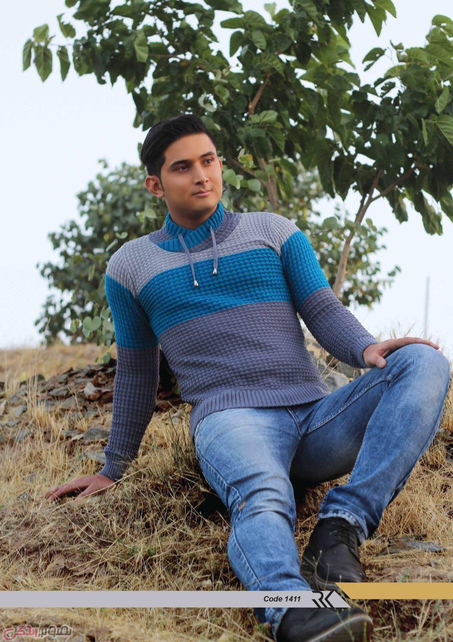 مدل لباس بافتنی مردانه , پولیور بافتنی 2017