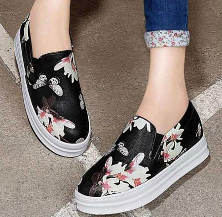مدل های کفش اسپرت, نمونه های مدل کفش اسپرت