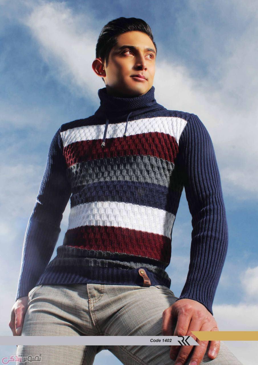 مدل پولیور بافتنی مردانه ,مدل لباس زمستانی مردانه,مدل بافت مردانه