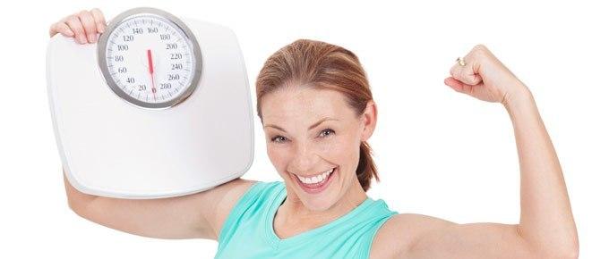 کاهش وزن سریع, افزایش سوخت و ساز بدن