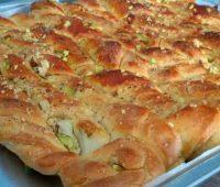 طرز تهیه نان آچما ارده و گردو • مقوی و خوشمزه مناسب ماه رمضان
