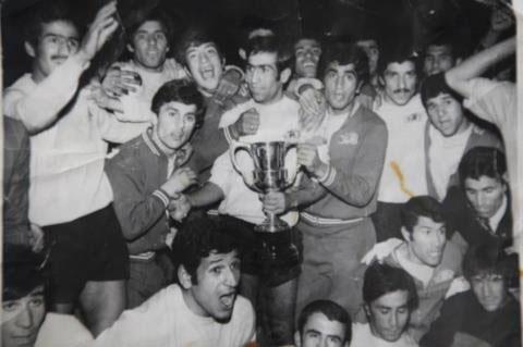 اولین قهرمانی استقلال در آسیا در سال ۱۹۷۰ میلادیاب حصور منصور پورحیدری