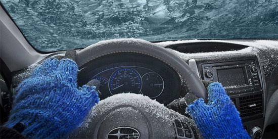 روش صحیح گرم کردن ماشین در زمستان و هوای سرد