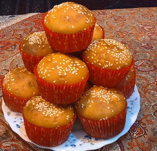 کیک یزدی سنتی قنادی