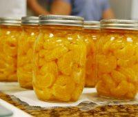 ترشی نارنگی و پرتقال
