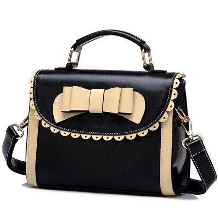 عکس مدل کیف دستی زنانه مشکی