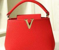 مدل کیف دخترانه قرمز رنگ