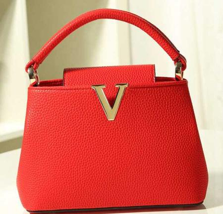 مدل کیف دخترانه به رنگ قرمز