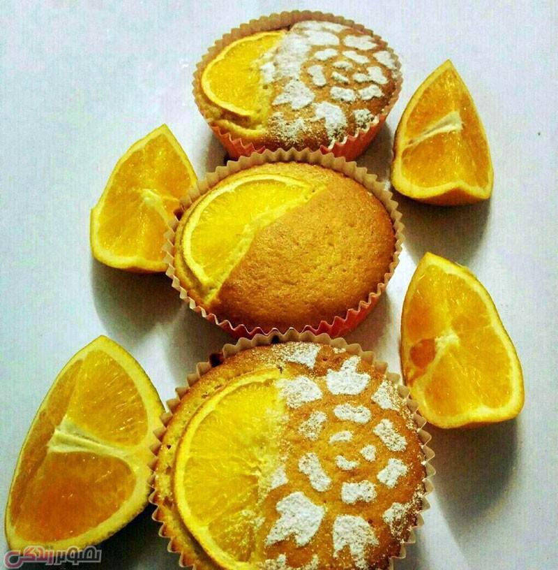 پای پرتقال, تارت پرتقال