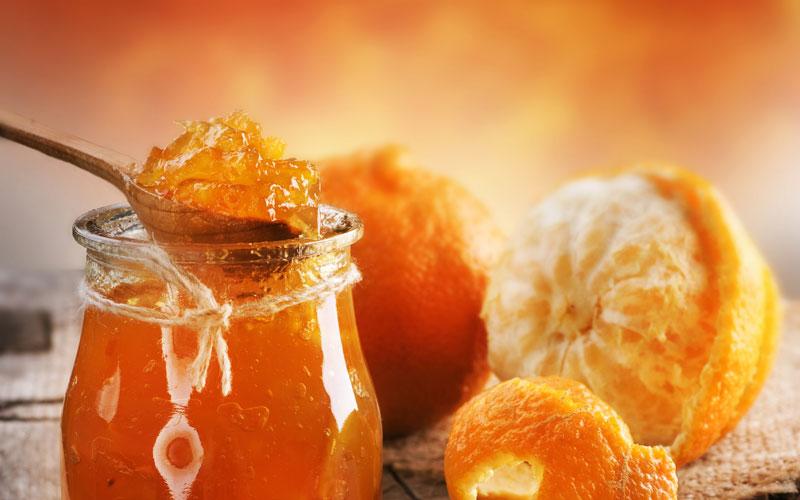 طرز تهیه مربای نارنگی,مارمالاد نارنگی