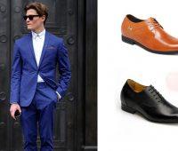 راهنمای انتخاب کفش مناسب با رنگ کت و شلوار