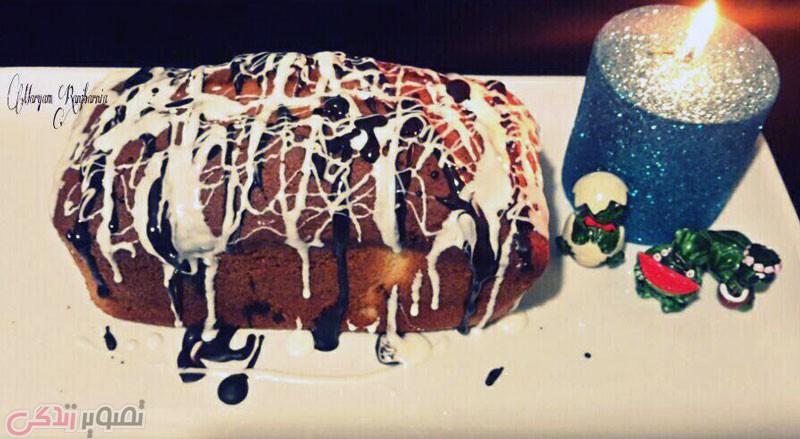 دستور پخت کیک صبحانه کشمشی , کیک کشمشی