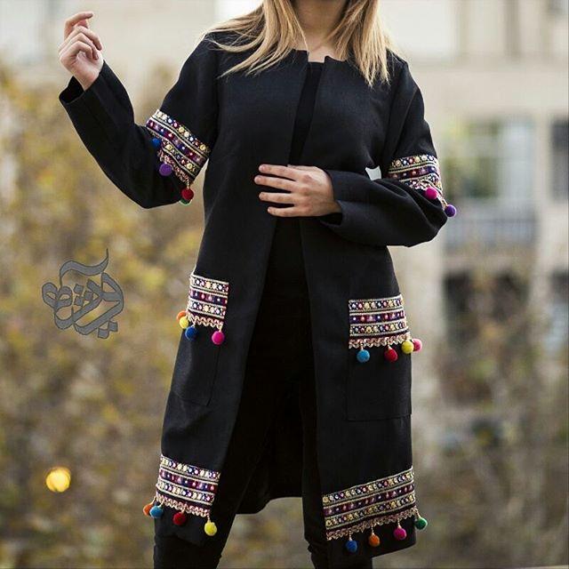 لیست مزون های ایرانی - مانتو آویژه