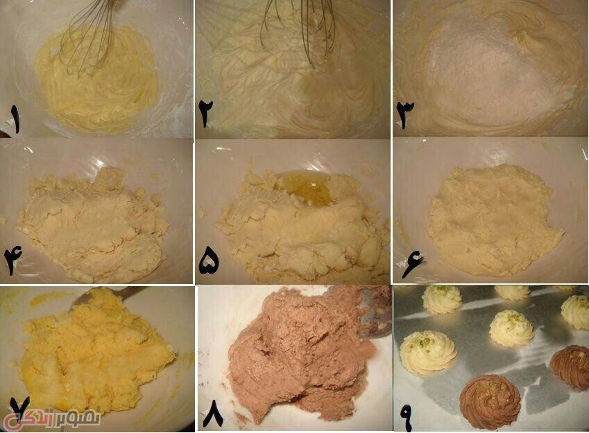 نان، شیرینی، دسر  , طرز تهیه شیرینی کرکی | شیرینی مخصوص عید نوروز | شیرینی شب یلدا
