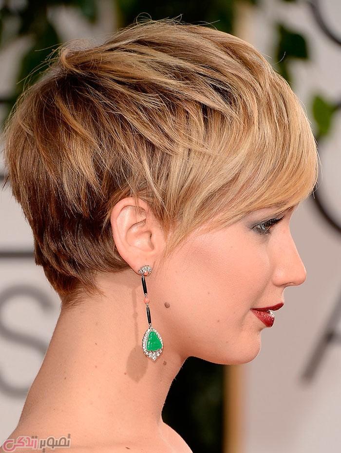 مدل کوتاهی مو , مدل موی هالیوودی