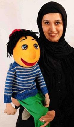 اخبار فرهنگی و هنری  , درگذشت دنیا فنی زاده عروسک گردان کلاه قرمزی