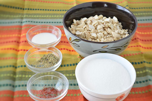طرز تهیه لوز بادام هندی , شیرینی عید