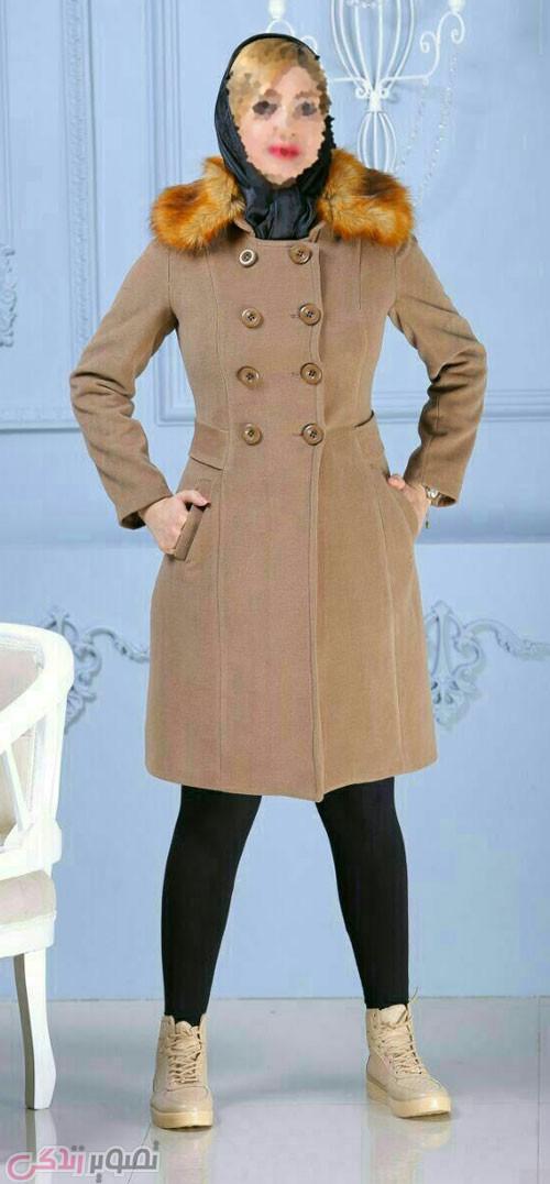 مدل جدید پالتو دخترانه , مدل پالتو ایرانی