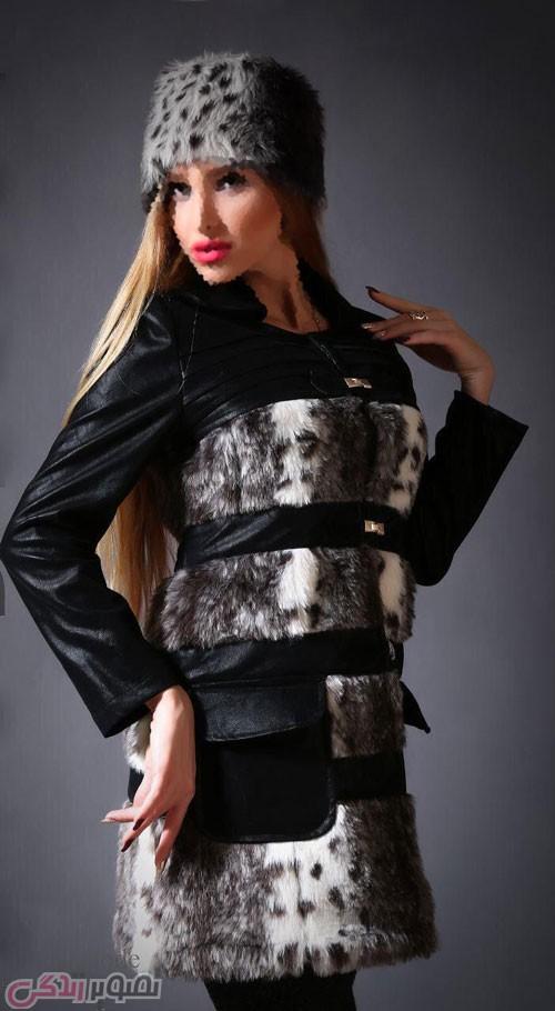 مدل پالتو مانتو زمستانی , مدل پالتو کوتاه دخترانه