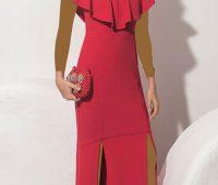مدل لباس مجلسی بلند و کوتاه