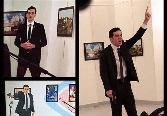 ضارب سفیر روسیه